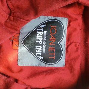 aec26de8c87 SOLD ON DEPOP Tripp NYC x Joan Jett Jacket